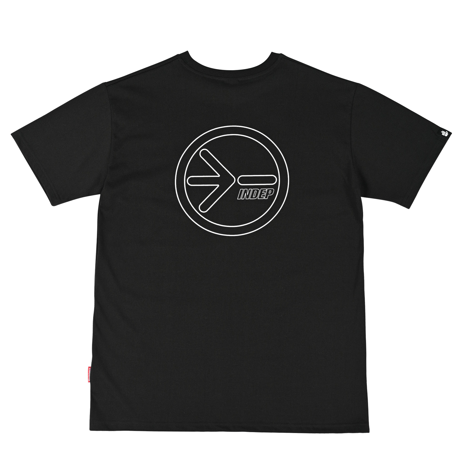 "Indep ""3.1 PEACE"" Black T-shirt"